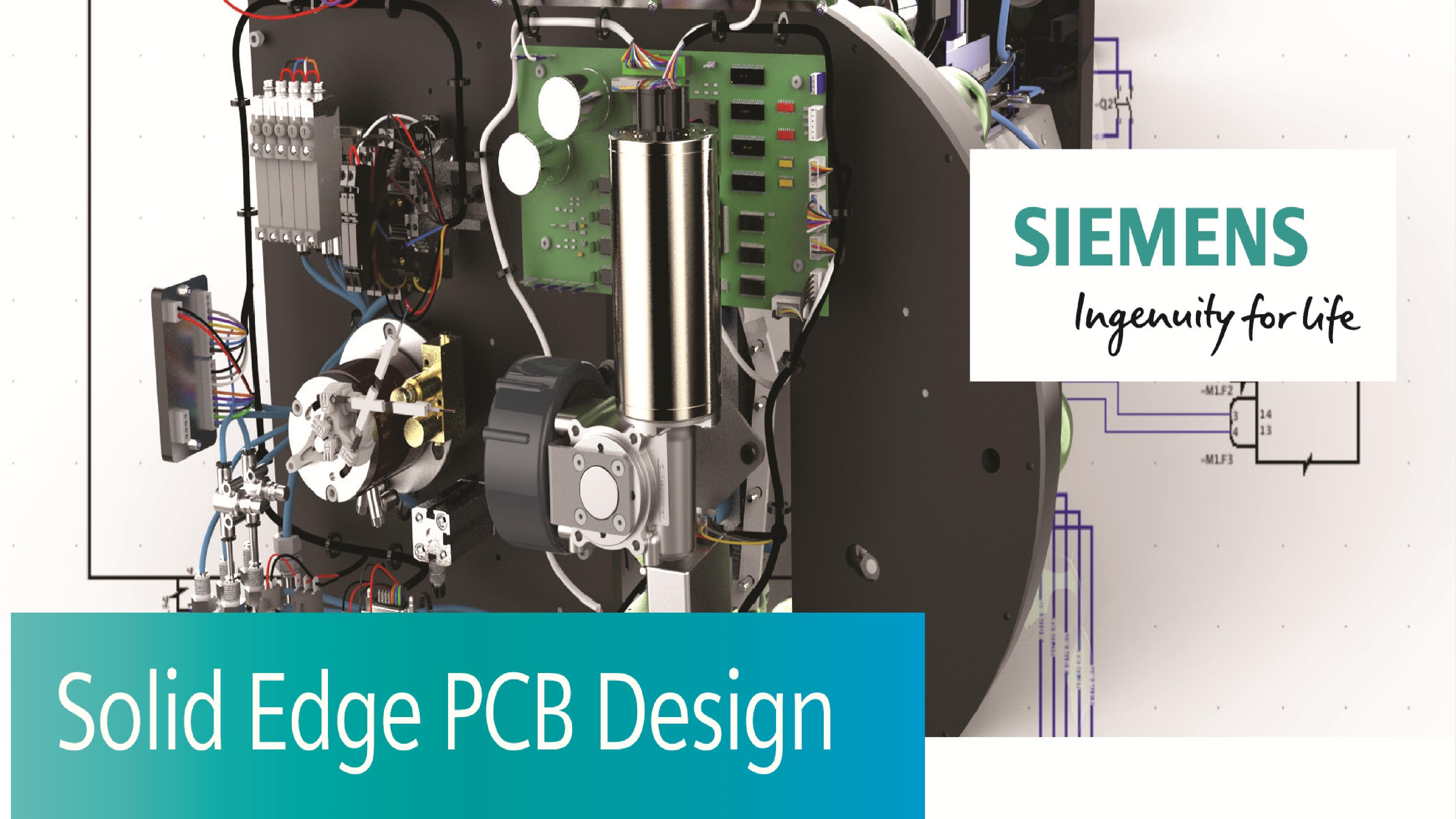 Solid Edge PCB Design